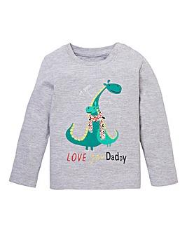 KD Baby Boy Daddy T Shirt