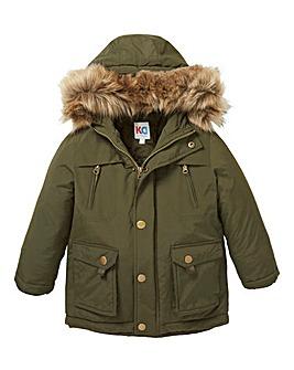 KD Boys Parka Coat