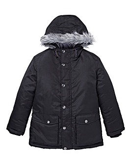 KD EDGE Boys Hooded Coat