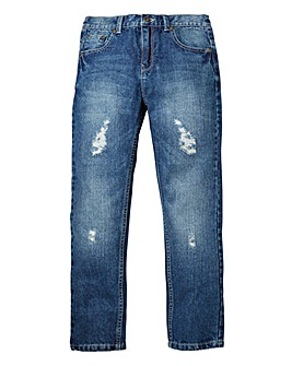 Union Blues Rip and Repair Jeans