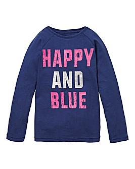 KD Girls Slogan T Shirt