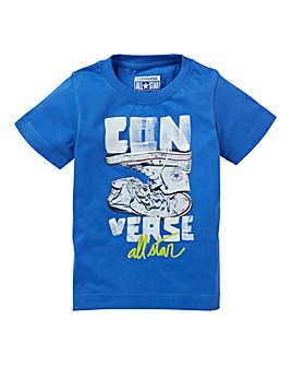 Converse Boys Fashion T Shirt