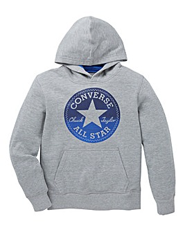 Converse Boys Chuck Patch Hooded Sweatsh