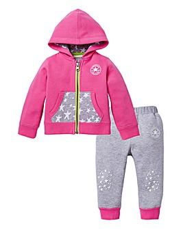 Converse Baby Girl Tracksuit