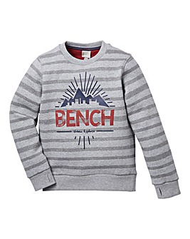 Bench Boys Crew-Neck Sweatshirt