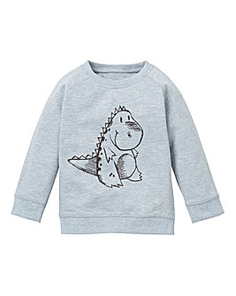 KD Baby Boy Dinosaur Sweatshirt