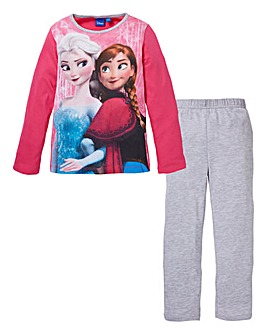 Frozen Girls Long Sleeve Pyjamas