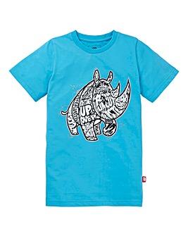 Ecko Boys Script Rhino T-Shirt