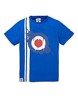 Lambretta Boys Melt Logo T-Shirt