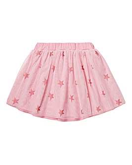 KD Girls Star Tutu-Style Skirt