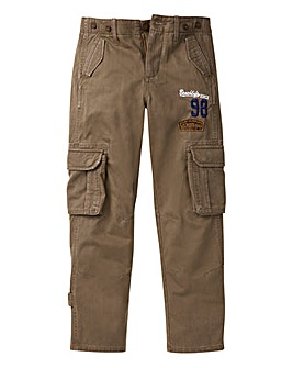 Joe Browns Boys Cargo Pants