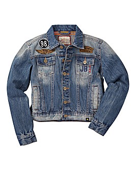 Joe Browns Boys Miles Ahead Denim Jacket