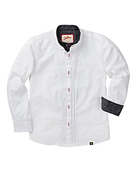 Joe Browns Boys Short S Pin Tuck Shirt