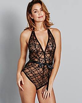 Leyla Lace Black Bodyshaper