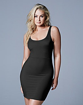 Light Control Black Full Slip