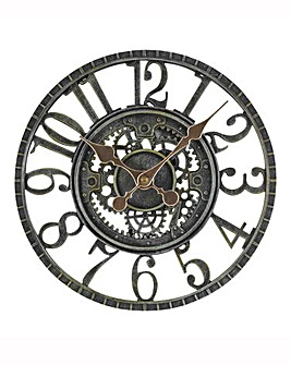 Newby Mechanical Wall Clock