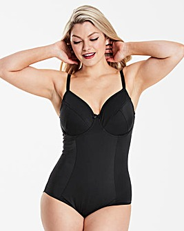 Value Light Control Black Bodyshaper