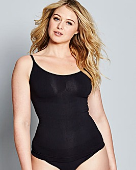 Slimming Firm Control Black Cami Vest
