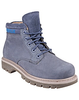 Caterpillar Ridge Lace up Boot