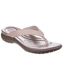 Crocs Capri V Flip flop
