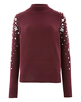 Beaded Jumper Christmas Jumper