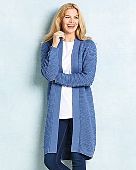 Drop Stitch Cardigan