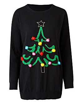 Christmas Tree Jumper Christmas Jumper