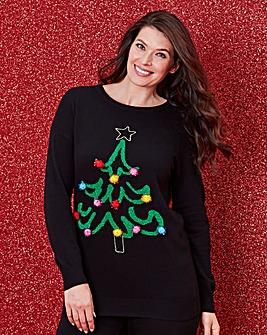 Christmas Tree Jumper Christmas Jumper
