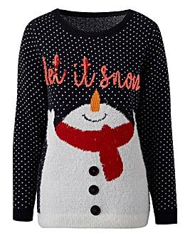 Snowman Jumper Christmas Jumper