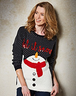 Snowman Jumper Christmas Jumper