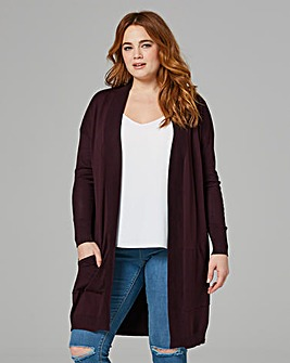 Kangaroo Pocket Cardigan