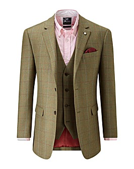 Skopes Sunningdale Check Jacket