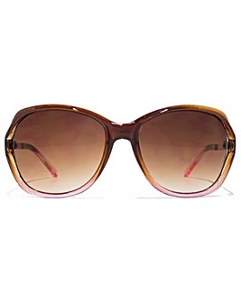 Viva La Diva Chloe Cut Out Sunglasses