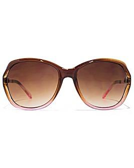 Viva La Diva Chloe Cut Out Sunglasses