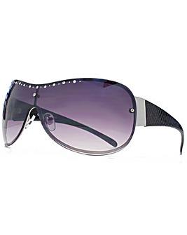 Viva La Diva Megan Visor Sunglasses