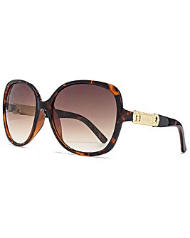 Carvela Glamourous Square Sunglasses