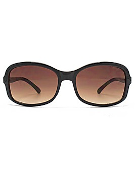 Carvela Small Rectangle Sunglasses
