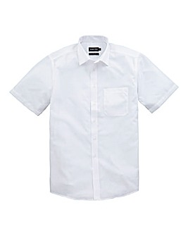 Double Two White S/S Shirt R