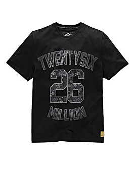 26 Million Dangelo Black T-Shirt