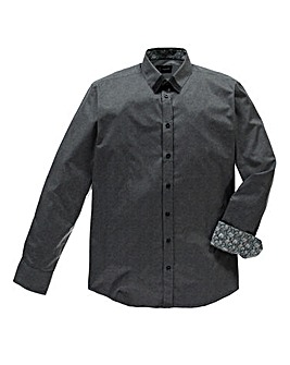 Black Label By Jacamo Girona Shirt Long