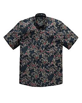 Label J Ainsley Floral Shirt Regular