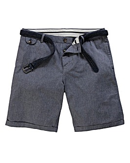 Black Label By Jacamo Devon Shorts