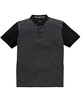 Black Label By Jacamo Marley Polo Long