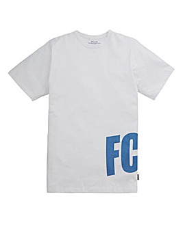 French Connection White BTF T-Shirt