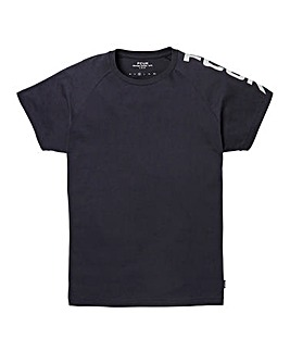 French Connection Shoulder Marine T-Shir