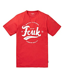 French Connection Genuine Red T-Shirt