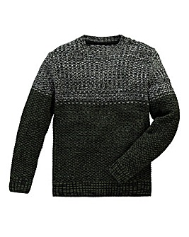 Label J Weston Textured Knit Regular