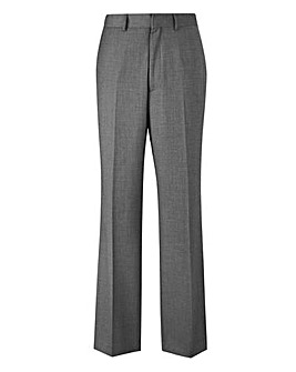 French Connection Light Gr Suit Trouser
