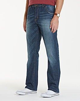 Label J Balham Worker Jean 33in
