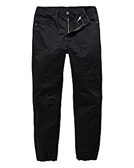 Label J Camden Cuffed Chino Trouser 31in